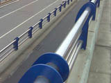 碳素钢复合管防撞护栏