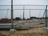 框架浸塑围栏网