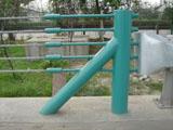 喷塑缆索护栏端头