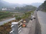 贵州缆索护栏施工