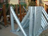 热镀锌缆索护栏立柱