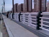 市政主干道人行护栏
