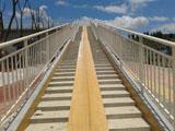 常规人行天桥防护栏杆