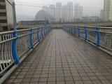 不锈钢复合管人行天桥栏杆