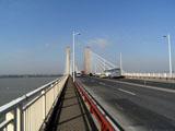跨海大桥人行道栏杆